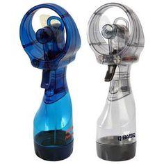 Way2Cool� Deluxe Spray Mist Fan