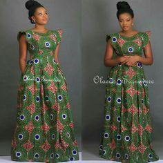 is an African fashion and lifestyle website that showcase trendy styles and designs, beauty, health, hairstyles, asoebi and latest ankara styles. African Print Dresses, African Print Fashion, African Fashion Dresses, African Attire, African Wear, African Women, African Dress, Fashion Outfits, Ankara Fashion