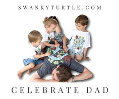 Play Mat Back Track Father's Day T-Shirt for Dad by swankyturtle