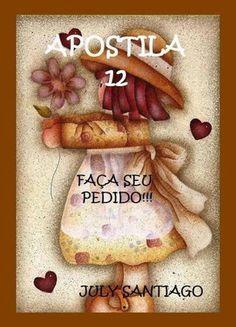 ESSA É A BONECA CHIQUINHA!!!   NELA CONTEM :   BONECAS MTO LINDAS E...   UMA PARTE ESPECIAL BEBÊS DA JULY!!!!   TEM BEBE MENINO E MENINA!!!MTO FOFINHOS GENTE!!!! R$ 15,00