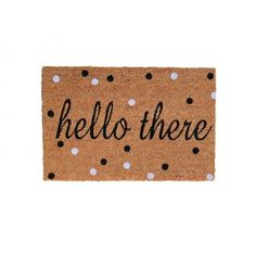Hello There Doormat | Lulu and Georgia