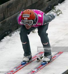 Sportler Skispringen ÖsterreichVierschanzentournee 2002/2003 Springen in Oberstdorf
