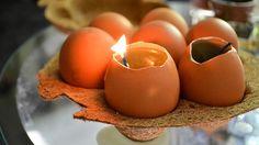 Zondag is het Pasen. Gemiddeld eten Nederlanders komend weekend met zijn allen 32 miljoen eieren. Dat zijn bijna twee eieren per persoon. Stel je voor dat iedereen iets leuks doet met de eierschalen die hij overhoudt. Geef jouw 'lege paasei' een tweede leven!