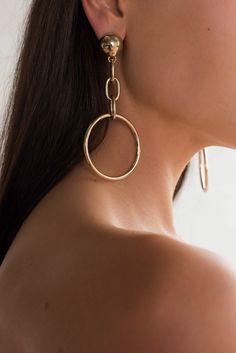 Stefanie Earrings – Style Addict