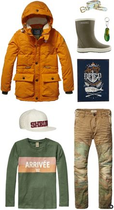 Autumn outfit for cool boys   www.eb-vloed.nl