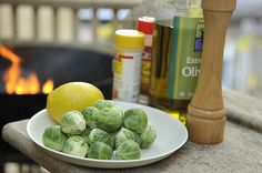 Grilled Brussels Sprouts recipe from food52