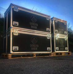 ARRY flightcase Sky panel flight case road case tour live light www.laErre.com