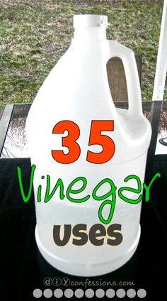 35 Amazing Uses for Vinegar