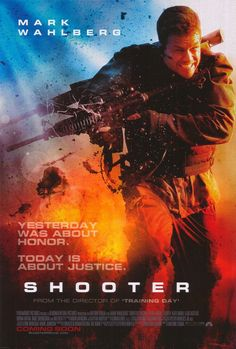 Shooter 27x40 Movie Poster (2007)
