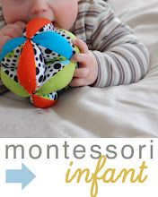 great site for montessori infant and toddler - activities, home organization, etc