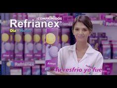Con Refrianex Comprimidos Día y Noche Tu resfrío ya fue... #SaludyBienestarBagó #Refrianex