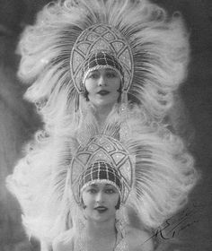 The Dolly Sisters.