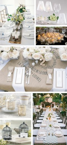 table decor | Tumblr