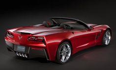 2014 Corvette Stingray Convertible Geneva Debut Confirmed [2013 Geneva Auto Show]