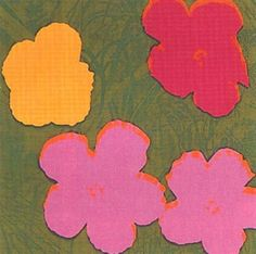 Flowers 68 by Andy Warhol
