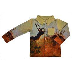 Baba*Babywear Shirt LS Deer