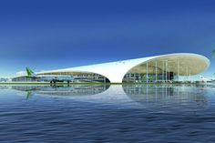 Malé International Airport, Maldives | Malé International Airport in Malé, Maldives - Architecture Design ...