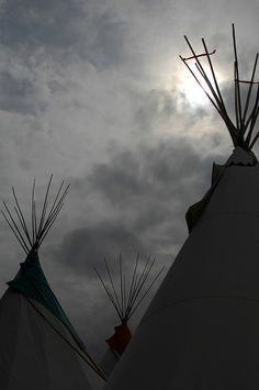 Teepee Light, via Flickr.