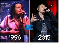 WOW! What a BIG change, for Chester in 19 years!