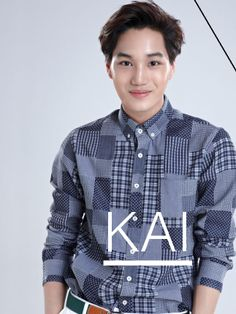 Kai - Lotte Duty Free Magazine 2014 May Issue