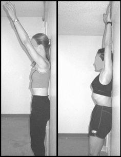 Een dergelijke houdingsbeeld kan naast pijn in de nek en arm Yoga, Qigong, Tai Chi, Pilates, Beauty Hacks, Health Fitness, Gym, Tips, Sports