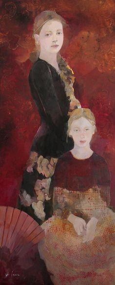 La dame au velour noir