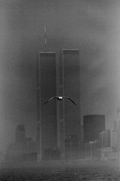 Louis Stettner - Twin Towers, 1979