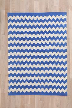 Zigzag Handmade Rug