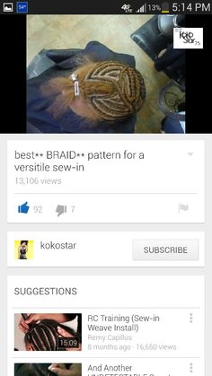 Braid Pattern