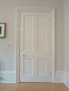 This is the door I think would look good for the entry way into Treves' office. I chose this door because it's white and simple.