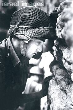 Israeli paratrooper praying at the Western Wall in Six Day War of 1967… During the Six-Day War in 1967, which saw hand-to-hand fighting on the Temple Mount, Israel captured the Old City along with the rest of East Jerusalem, subsequently annexing them as Israeli territory and reuniting them with the western part of the city.