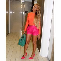Meet the Woman Behind Beyoncé's Street Style Transformation