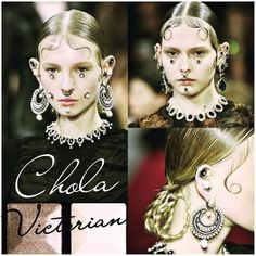 Givechy fall/winter 2015 CHOLA VICTORIA givenchy#chola#victorian#beauty