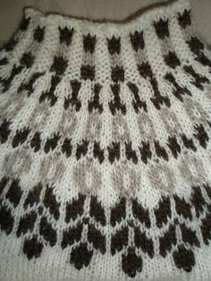 Ravelry: Project Gallery for Birki pattern by Jóhanna Hjaltadóttir