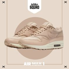 Nike Wmns Air Max 1 Premium women lifestyle kicks NEW vast