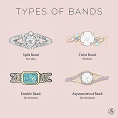 Custom Engagement Rings (@abbysparksjewelry) • Instagram photos and videos Jewelry Design Drawing, Jewelry Illustration, Perfect Engagement Ring, Designer Engagement Rings, Designs To Draw, Metals, Band Rings, Brides, Illustrations