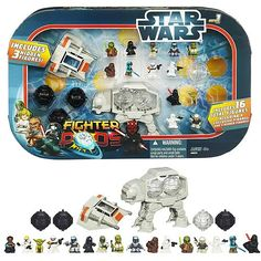 Star Wars Fighter Pods by Hasbro