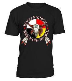 Standing Rock Water is Life No DAPL  Funny water is life T-shirt, Best water is life T-shirt