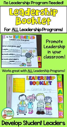 Building Student Leaders In The Classroom Is Easy With Right Resources