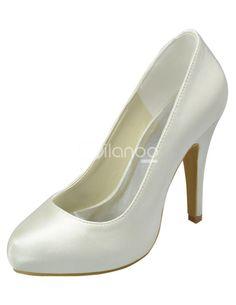 Elegante Damen Brautschuhe mit High Heels - Milanoo.com
