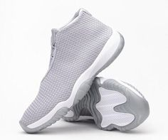 new arrival cee3d 9ffc7 Wolf Grey Jordan Futures Air Jordan Sneakers, Jordans Sneakers, Nike Air  Jordans, Jordan