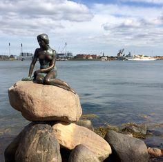 Exploring: Denmark, Den Lille Havfrue (The Little Mermaid)