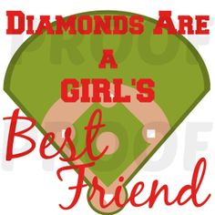 Diamonds are a Girls Best Friend Baseball Bodysuit by mamamadebows, $15.00+