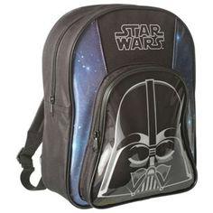 14bdc57fe919 Buy Star Wars Backpack - Black at Argos.co.uk