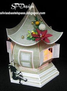 Wohnung - Sunshine Hobby Works SVG download to buy DIY fairy house lantern box