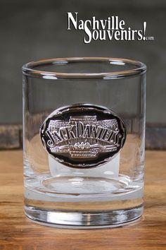 Jack Daniels 2 oz Barrel Shot Glass