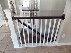DIY Stair Railing Projects & Makeovers | Decorating Your Small Space