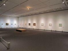 Hiroshima Prefectural Art Museum, exhibition 'Divisionism from Van Gogh and Seurat to Mondrian' (c) The Tokyo Shimbun — in Japan.