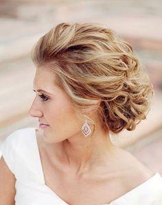 15 Fantastic Updos for Medium Hair | Volt In Wedding