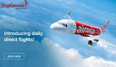 #Book #flight #tickets may be a boon or a curse sometime, as there are many options these days. Different websites are providing different flight offers for their users. But #skyplanners take all the charm by delivering best flight ticket offers. Book Flight Tickets, Cheap Flight Tickets, Direct Flights, Best Flights, Sky Planner, International Flights, Amritsar, Online Tickets, Journey